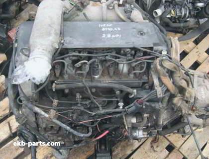 Контрактный двигатель Iveco (Ивеко) 8140.43