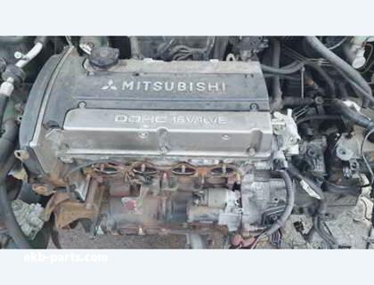Контрактный двигатель Mitsubishi (Мицубиси) Outlander Lancer 4G63 2.0