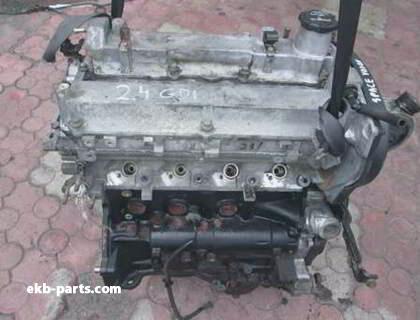 Контрактный двигатель Mitsubishi (Мицубиси) Galant 4G64 2.4 GDi