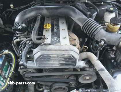 Контрактный двигатель Opel (Опель) X22SE 2.2