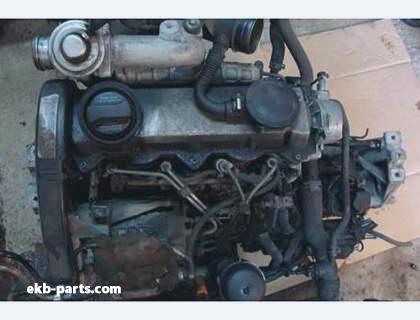 Контрактный двигатель Audi (Ауди) AGR 1.9TDI
