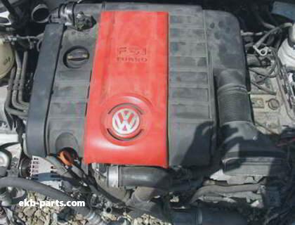 Контрактный двигатель Audi (Ауди) BPY AXX BWA CAWB CBFA CCTA CCZA CCZB 2.0TFSI