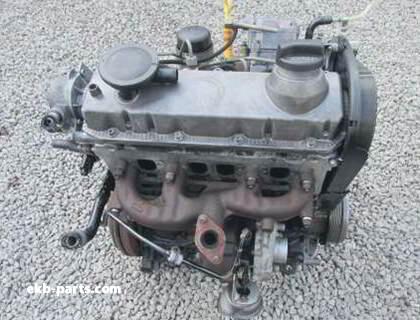 Контрактный двигатель Skoda (Шкода) ASV 1.9TDI