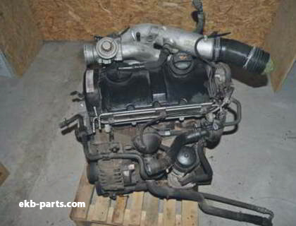 Контрактный двигатель Skoda (Шкода) ASZ 1.9TDI
