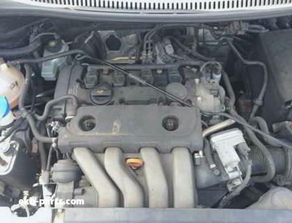 Контрактный двигатель Skoda (Шкода) BLY 2.0