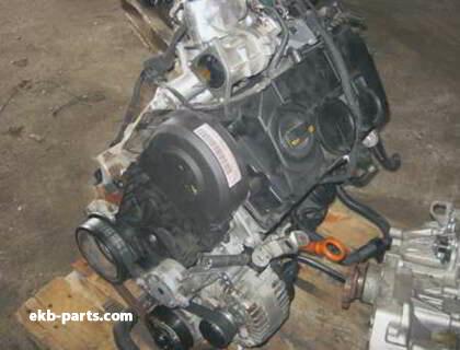 Контрактный двигатель Skoda (Шкода) BMP 2.0 TDI