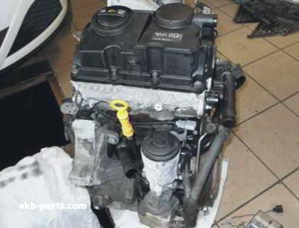Контрактный двигатель Skoda (Шкода) BMS 1.4TDI