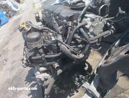 Контрактный двигатель Skoda (Шкода) BSV 1.9TDI