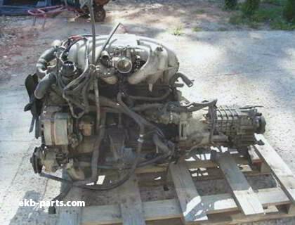 Контрактный двигатель BMW (БМВ) M20B20