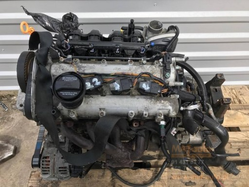 Двигатель Volkswagen (VW) - AHW, AXP, AKQ, APE, AUA, BCA, BBY, BKY