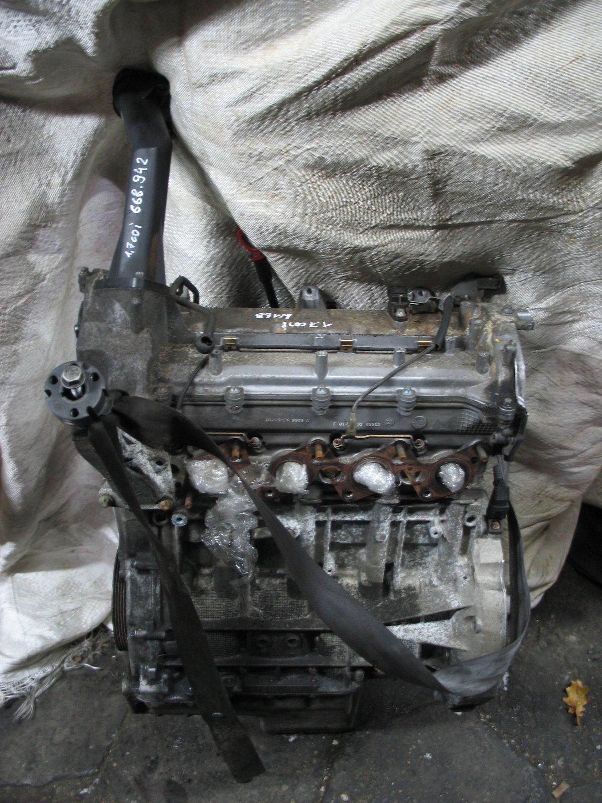 Двигатель Mercedes Benz — 668.942