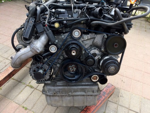 Двигатель Mercedes Benz — 651.955 (651955)