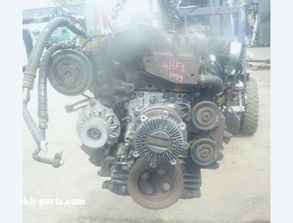 Контрактный двигатель Isuzu (Исузу) 4HF1